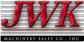 JWK Machinery Sales Co., Inc.