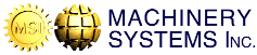 Machinery Systems Used Group