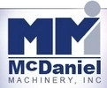 McDaniel Machinery, Inc.