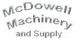 McDowell Machinery & Supply Co.