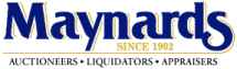 Maynards Industries/Biditup Auctions Worldwide