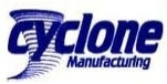 Cyclone Manufacturing