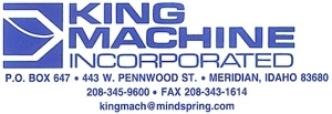 King Machine Inc