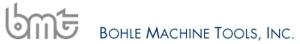 Bohle Machine Tools, Inc.