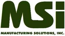 Manufacturing Solutions, Inc