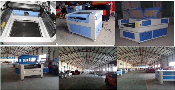 Co2 laser engraving cutting machine factory