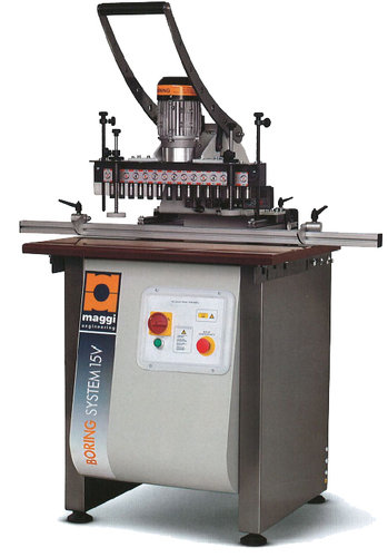 M15 v boring machine