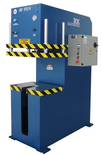 Gantry straightening press rkmachinery