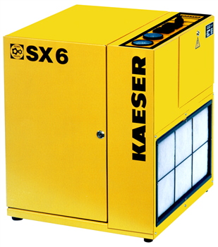 Kaeser sx8 air compressor