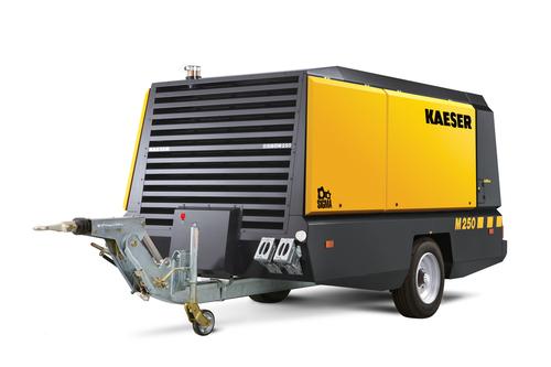 Motorman compresor compresor kaeser m100 532569 fgr