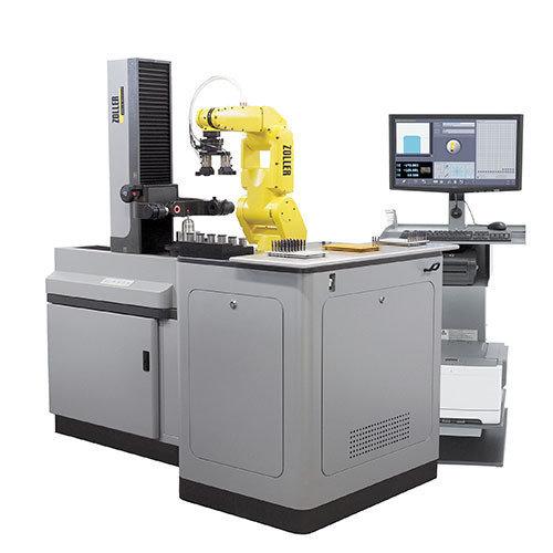 Zoller automation measuring roboset