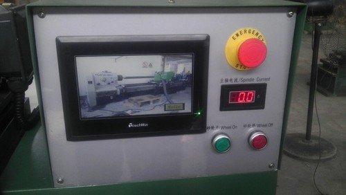 Panel start screen