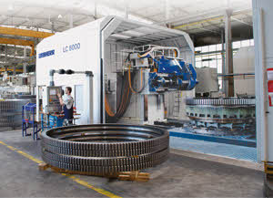 Cnc grinding machines gear 23276 7644687