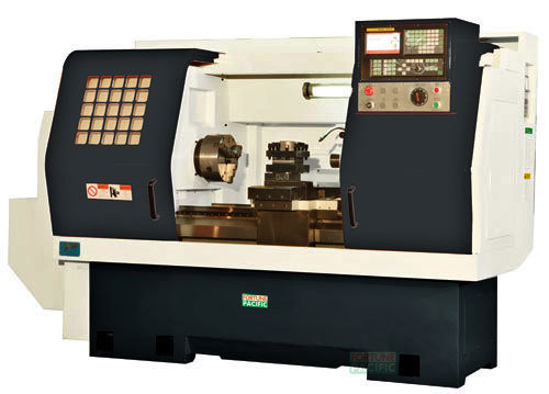 Flat bed linear cnc lathe ncl440