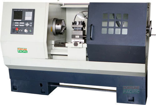 Flat bed cnc turning lathe nc560 a405