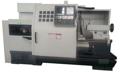 Flat bed turning cnc lathe n630 800 b560 2tons