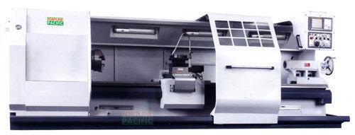 Flat bed turning cnc lathe machine nc630 b550 3tons