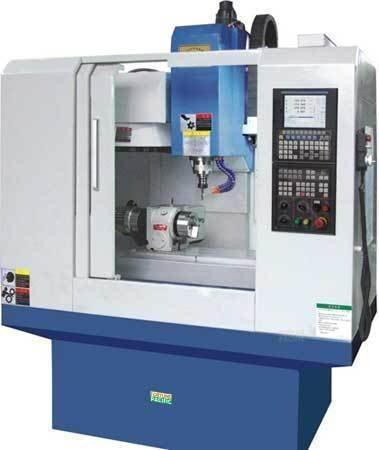 Vmc410 vertical machining center