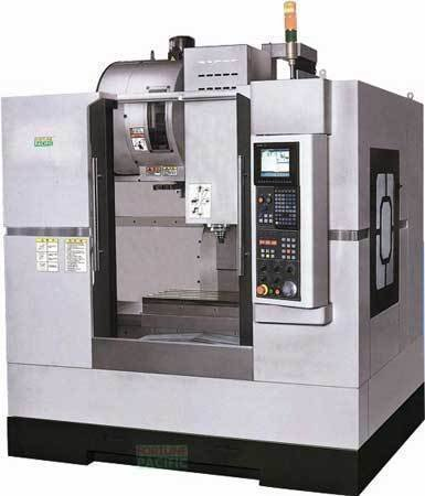 Vmc600 w400bt40 vertical machining center