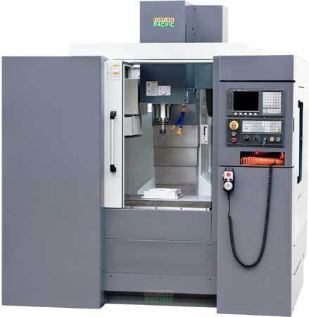Vmc650 w400bt40 vertical machining center