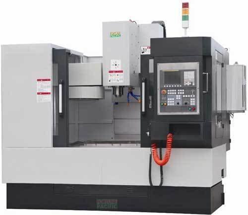 Vmc800 w460bt40 vertical machining center