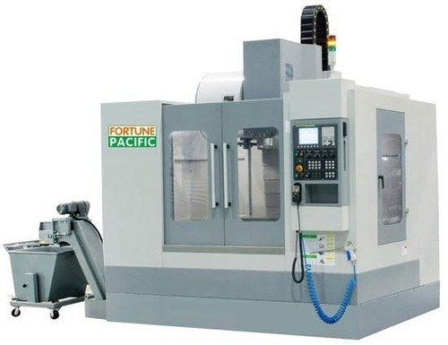 Vmc850 n520bt40 moving worktable vertical machining center