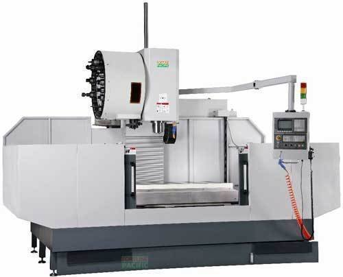 Vmc1600 w850bt50 vertical machining center