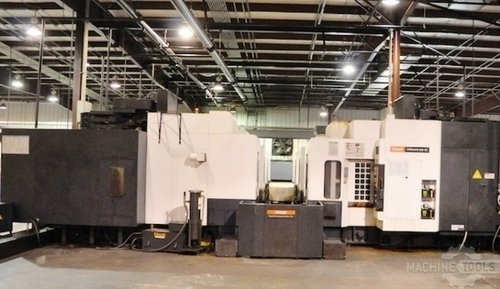 Mazak variaxis 630 5x 8 machine 009