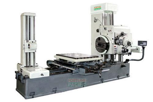Tb85 km tb90 km dro horizontal boring and milling machine