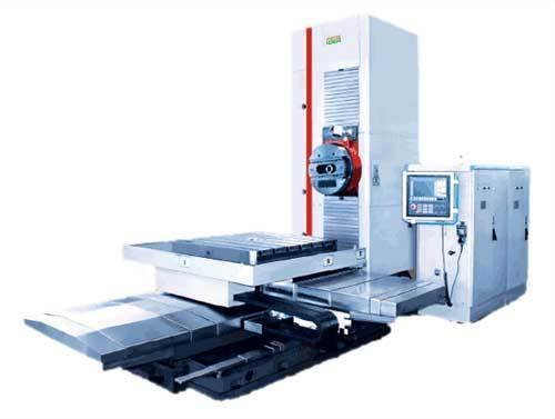 Tb100 km cnc horizontal boring and milling machine