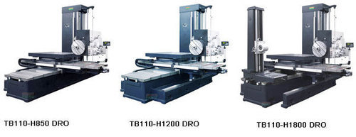 Tb110 h dro horizontal boring and milling machine