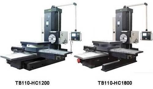 Tb110 hc cnc horizontal boring and milling machine