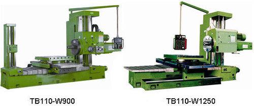 Tb110 w horizontal boring and milling machine