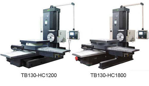 Tb130 hc cnc horizontal boring and milling machine