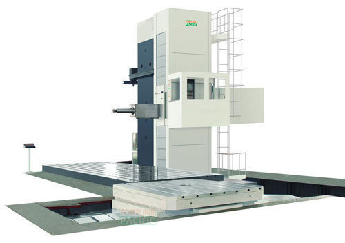 Fbc130 h fbc160 h fbc200 h floor type boring and milling machining center