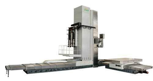Fbr130 kme fbr160 kme fbr200 kme cnc economic ram floor type milling and boring machine