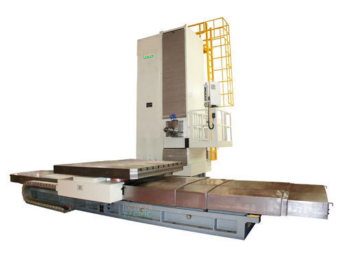 Pbr130 km pbr160 km cnc ram planer boring and milling machine