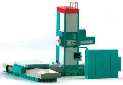 Pb130 hd pb160 hd cnc planer type boring and milling machine