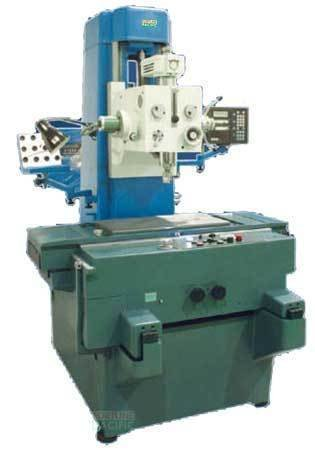 Jbs32 dro single column jig boring machine