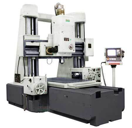 Jbd100 cnc double column jig boring machine
