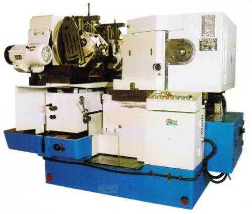 Bg260 double cutterhead straight bevel gear generating machine