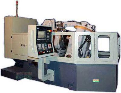 Bg500 w3 spiral bevel gear generating machine