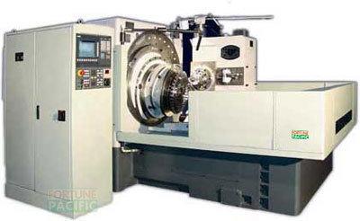 Bg800 w3 spiral bevel gear generating machine