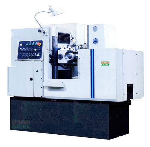 Gh125 s semi automatic gear hobbing machine