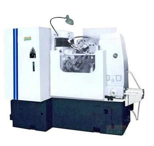 Gh200 sa sb semi automatic gear hobbing machine