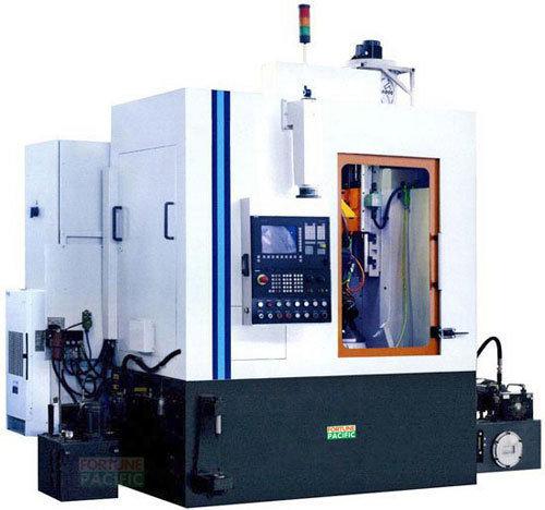Gh180 cnc5 high speed cnc gear hobbing machine