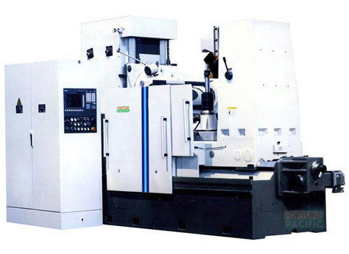 Gh1600 cnc2 large scale cnc gear hobbing machine