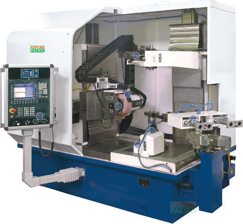 Wgm300 cnc worm wheel gear grinding machine