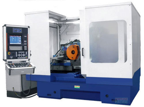 Wgm500 cnc worm wheel gear grinding machine