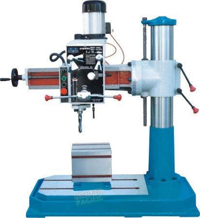 Rd32x7 rd32x7p mechanical lock radial arm drilling machine